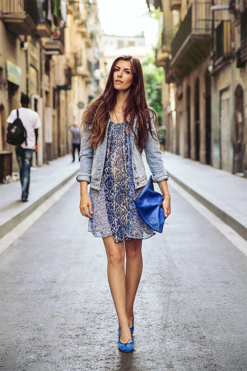 Dress for Less Pepe Jeans 2 My July Outfits