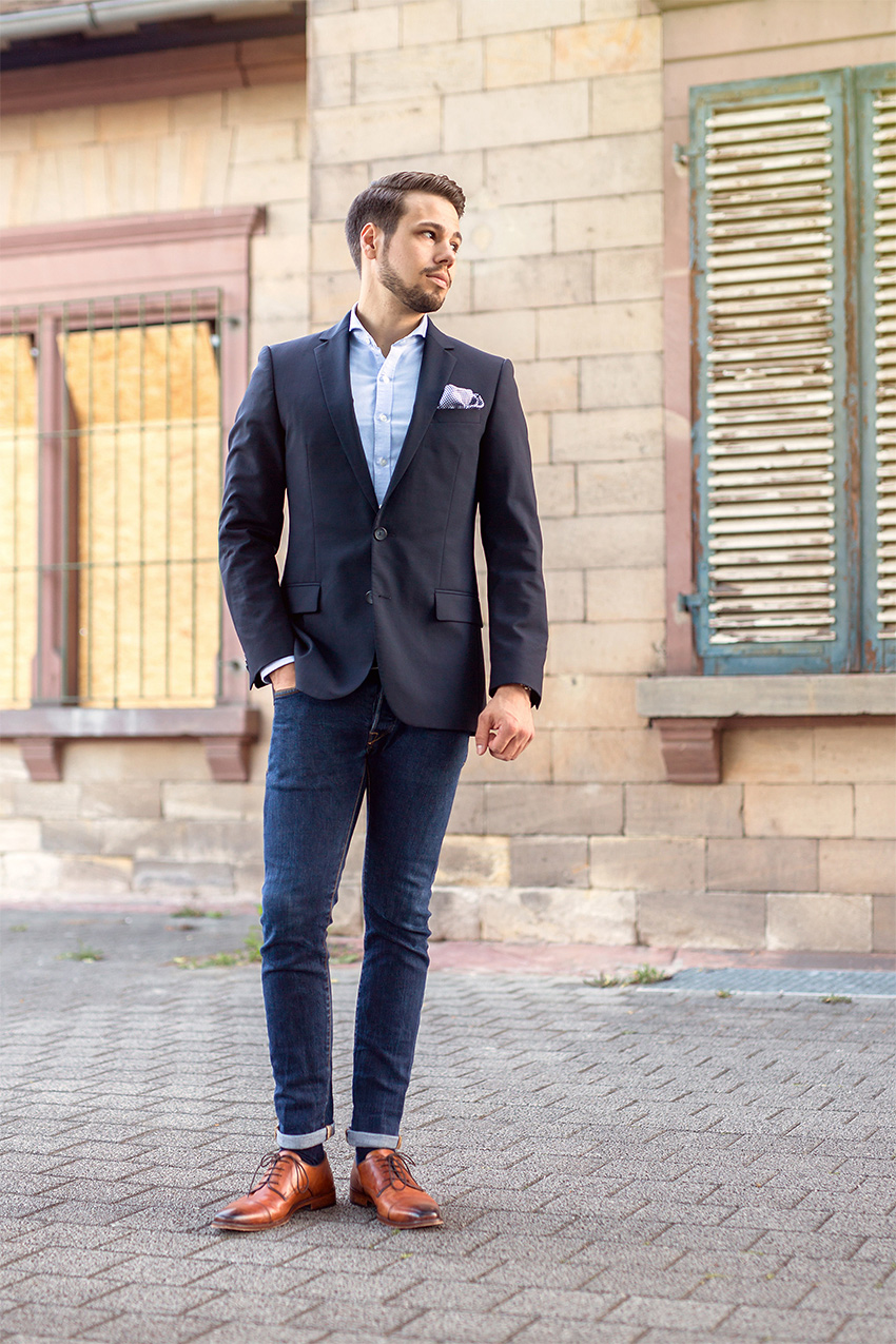 Casual Suit Jeans