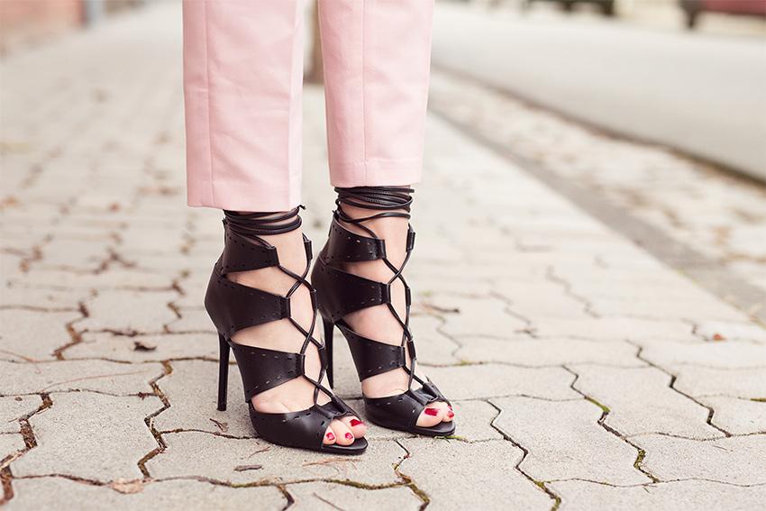 Strappy Heels 7 Strappy Heels