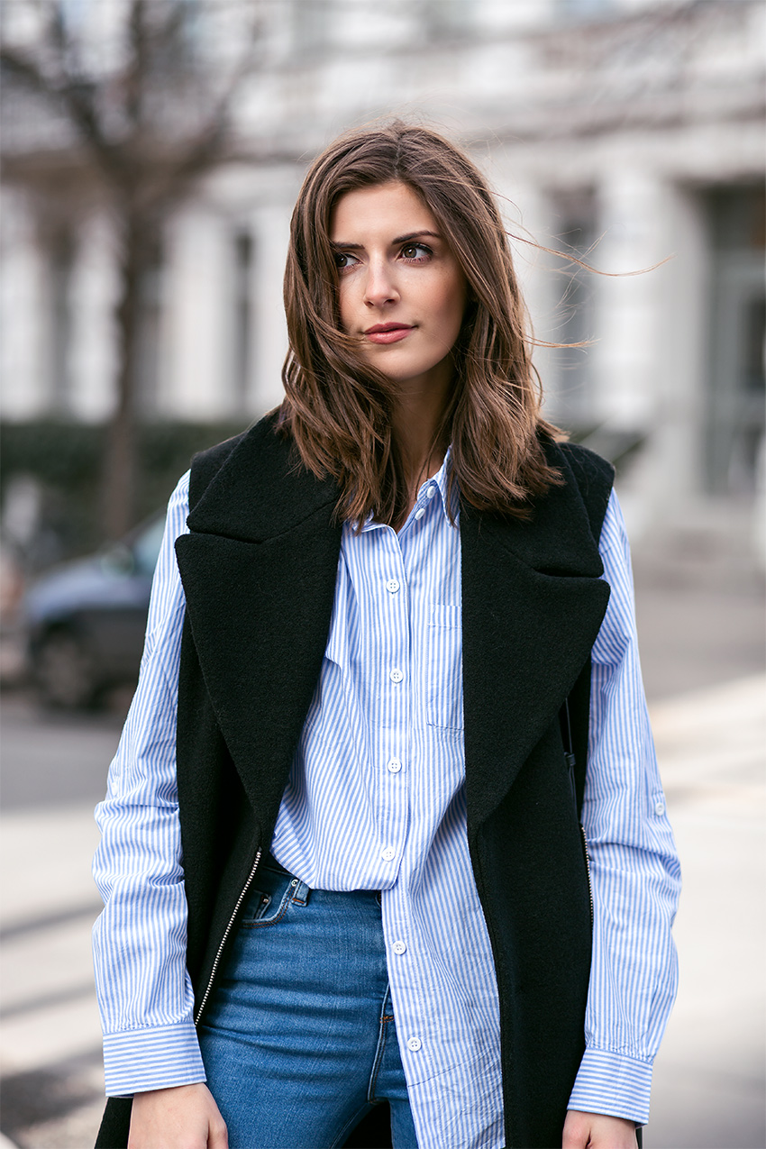 sophisticated chic office looks 1 Office wear: 5 ways to style a Business Blouse