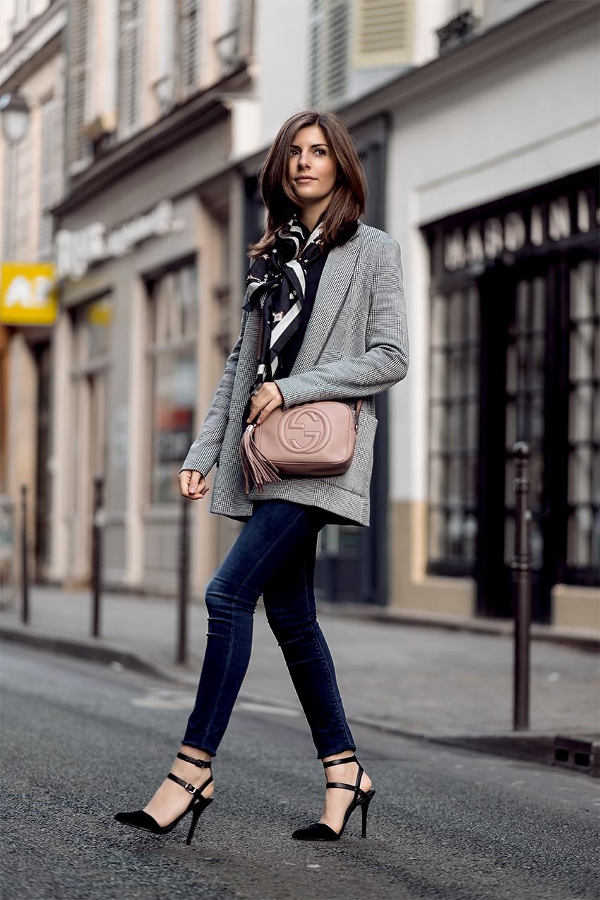 vintage designer rebelle gucci 5 Checkered Blazer and Vintage Gucci