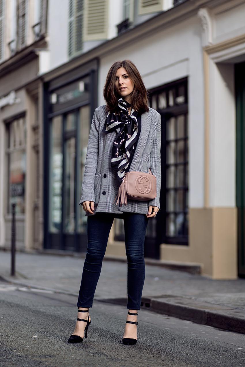 vintage designer rebelle gucci 6 Checkered Blazer and Vintage Gucci