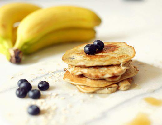 Healthy Breakfast Ideas 5-minute-Pancakes