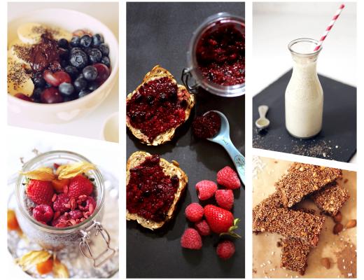 7 healthy and vegan breakfast ideas