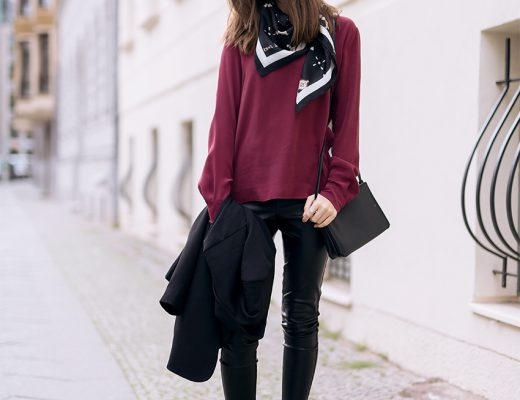 Simple and Chic Autumn Look