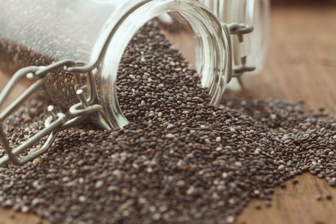 6 health Benefits of Chia Seeds + Recipes