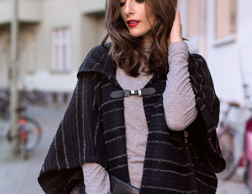 How to style Capes