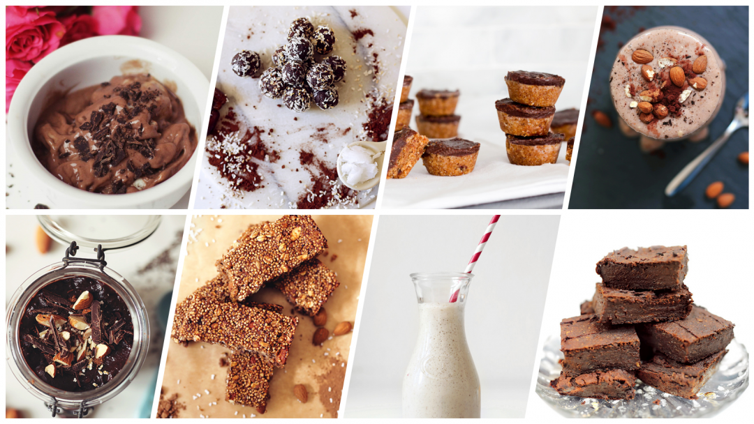 10 vegan and healthy snacks to satisfy your chocolate cravings