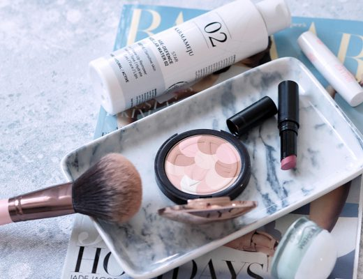 Top 5 Beauty Products in January