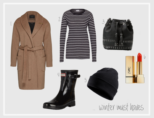 Winter Basic Must Haves