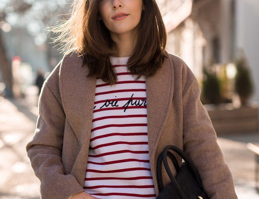 etre cecile pullover maison scotch camelcoat 3