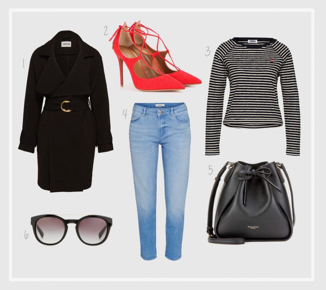 Fashion Favorites Paris Calling