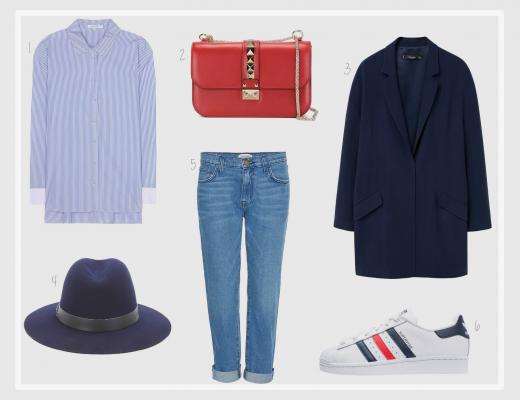Outfit Inspiration: Vive la France