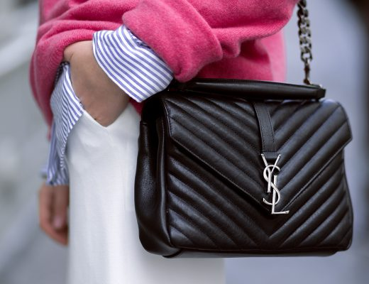 saint laurent monogramme bag