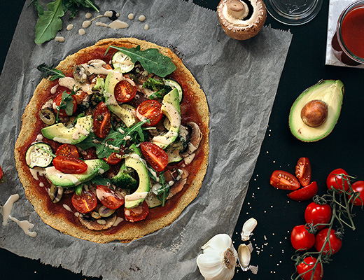 Healthy-Vegan-Quinoa-Pizza