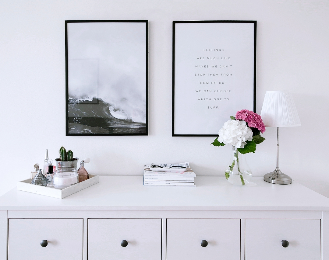 Skandinavische Poster interior makeover skandinavische poster simple et chic fashion