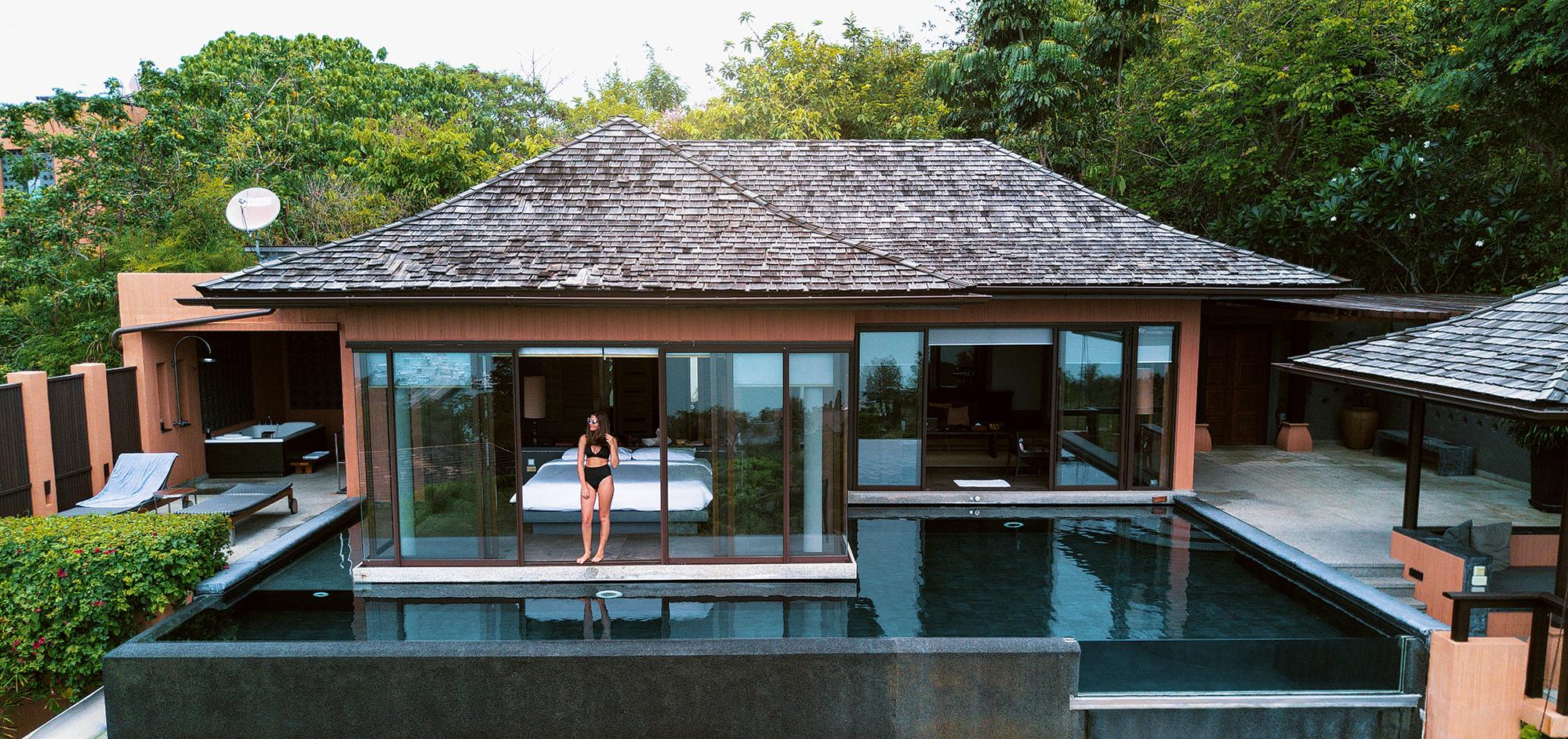 Sri Panwa Luxury Pool Villa Resort Phuket