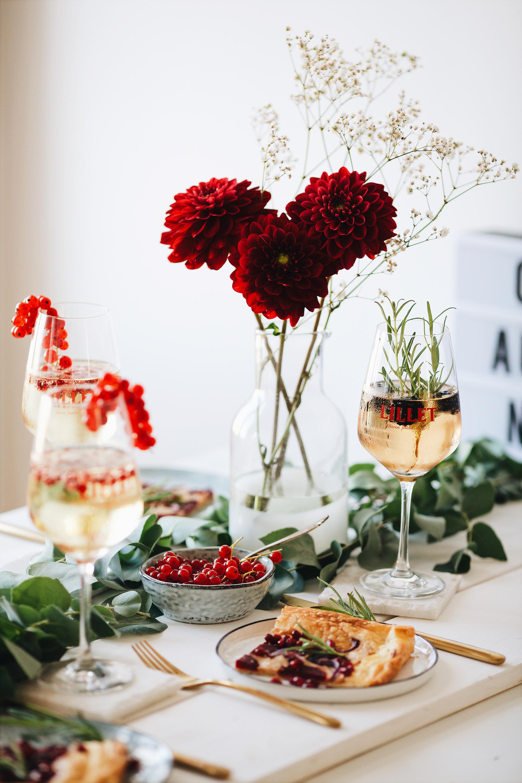 ein herbstlicher abend mit freunden lillet rezepte drinks und diy simple et chic. Black Bedroom Furniture Sets. Home Design Ideas