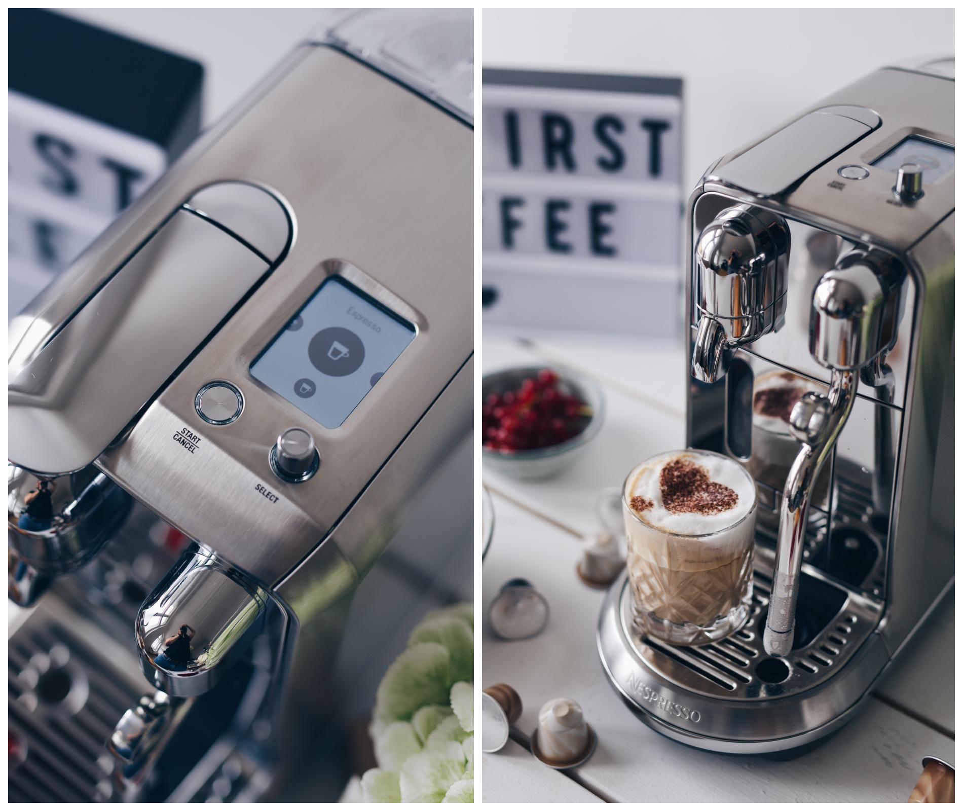 Creatista Plus von Nespresso, Barista Nespresso
