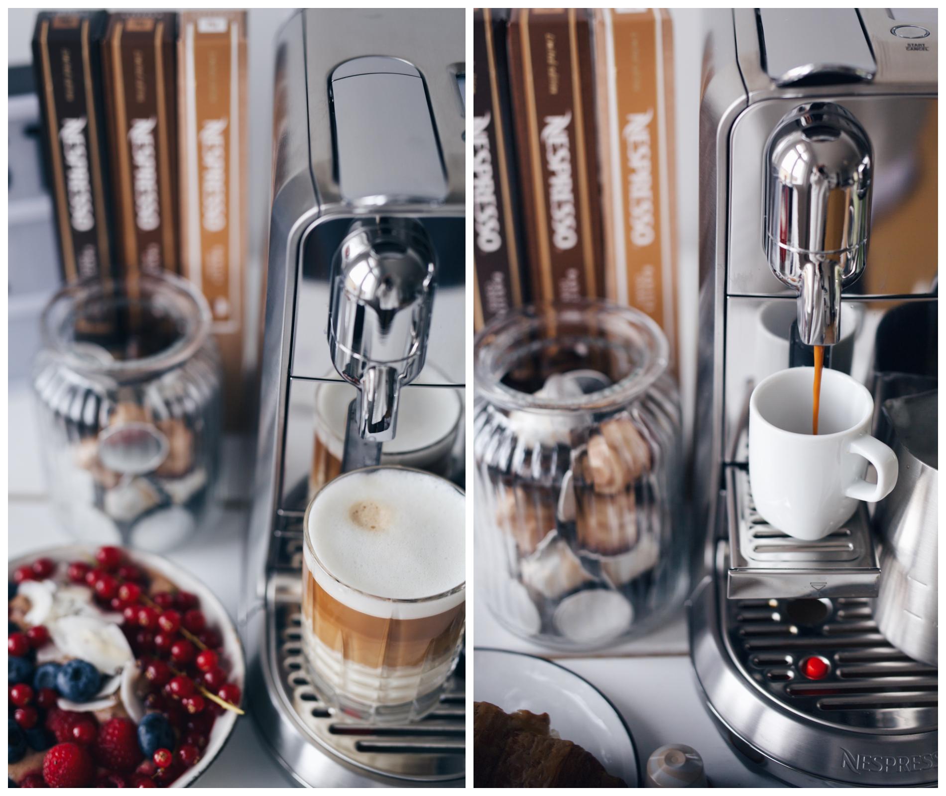 Creatista Plus von Nespresso, Barista Nespresso Limited Edition