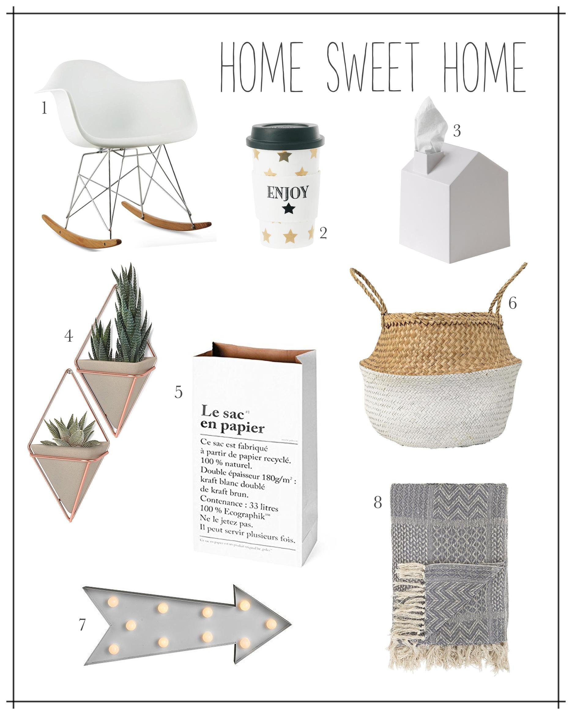 Home gift guide sch ne geschenke f r das zuhause simple for Schaukelstuhl zu verschenken