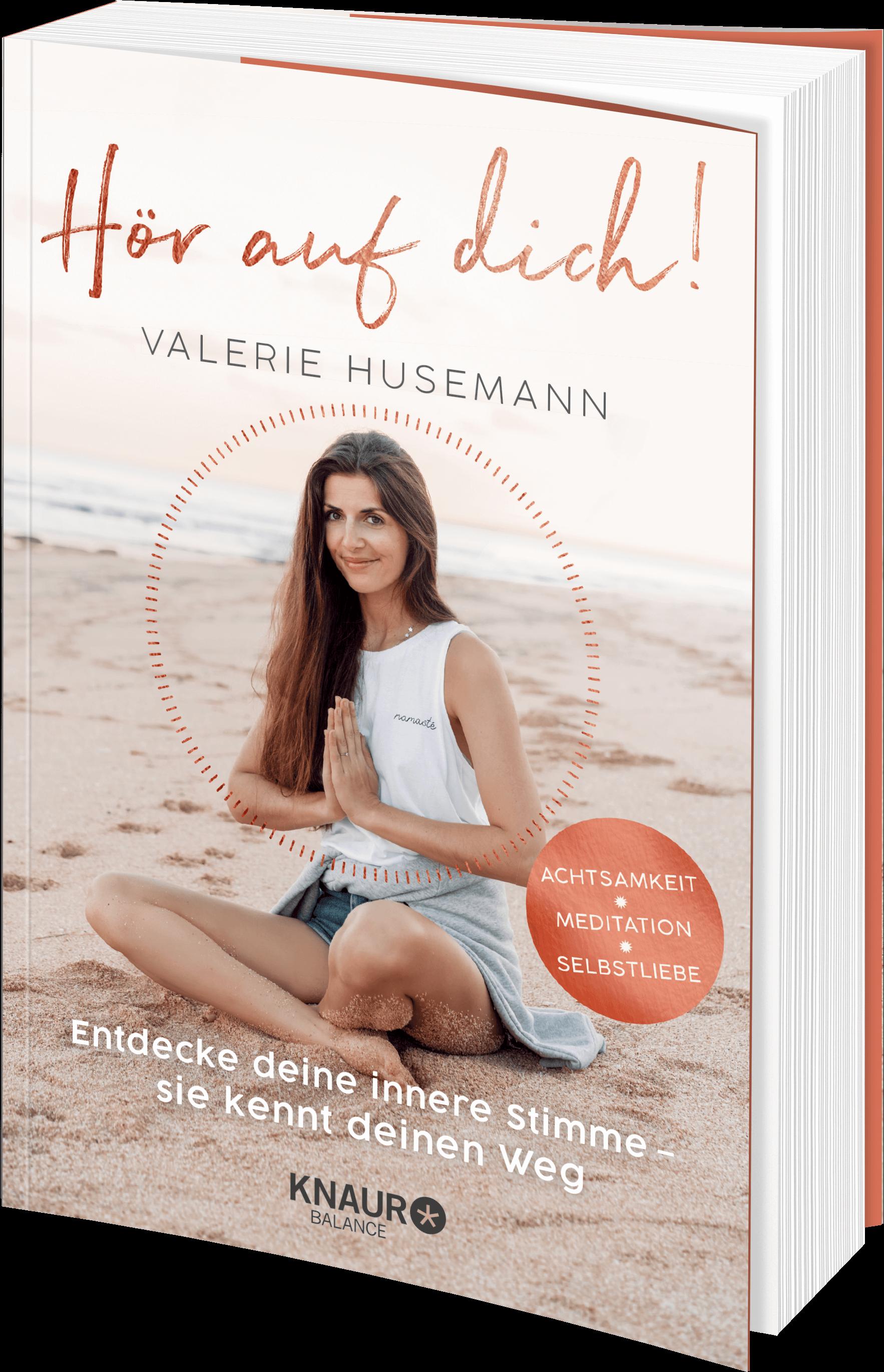 Valerie Husemann Hör auf dich Buch
